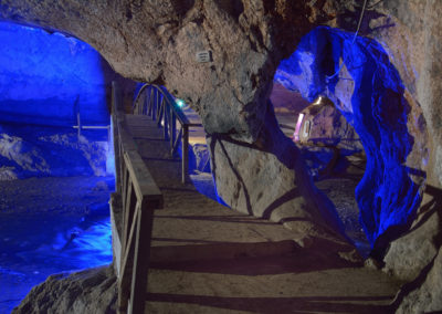 The Bolii Cave in Transylvania - Romania